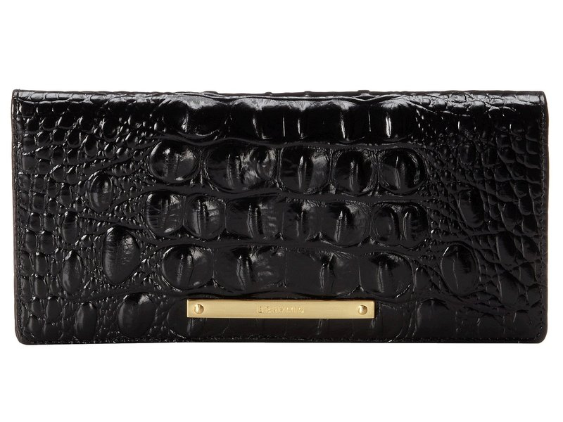 ブランミン レディース 財布 アクセサリー Melbourne Ady Wallet Black