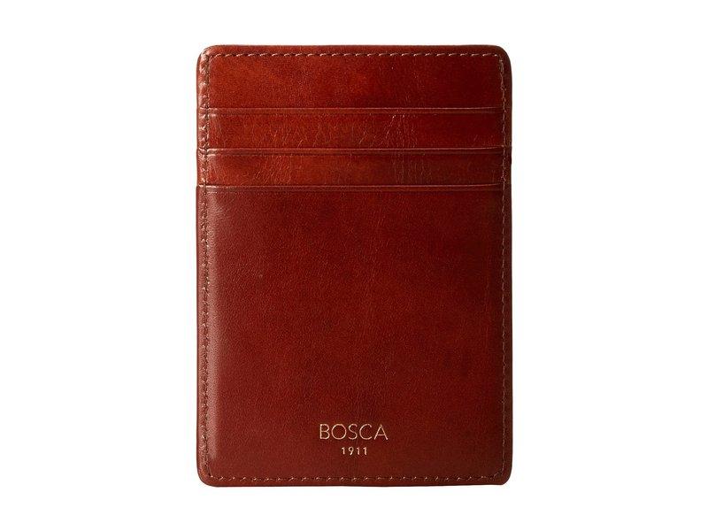 ボスカ メンズ 財布 アクセサリー Front-Pocket Wallet Amber