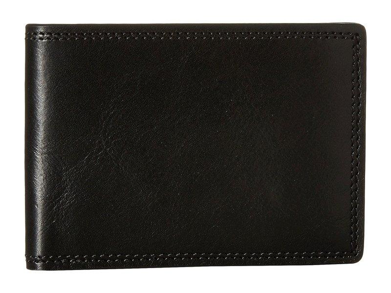 ボスカ メンズ 財布 アクセサリー Dolce Collection - Small Bifold Wallet Black