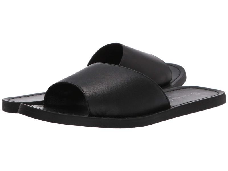 チャイニーズランドリー レディース サンダル シューズ Moonshine Black Leather