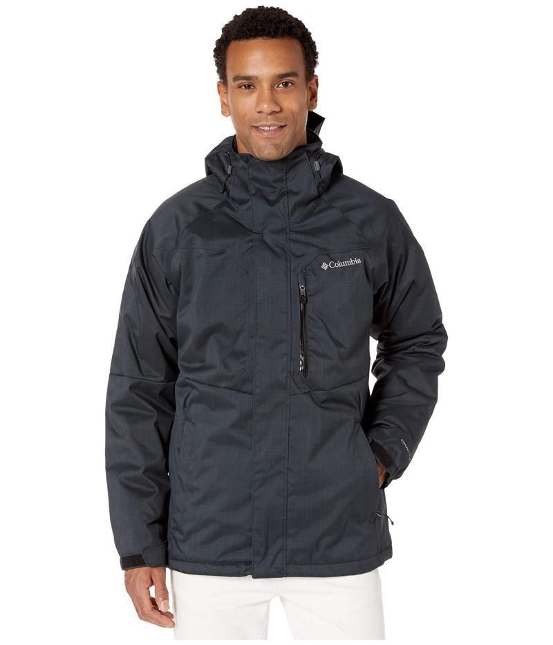 コロンビア メンズ コート アウター Alpine Action¢ Jacket Black
