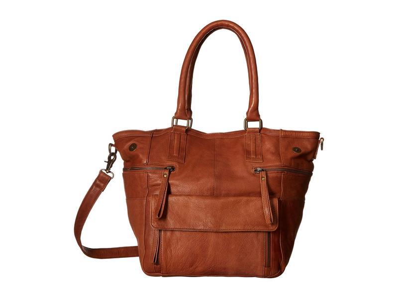 デイアンドムード レディース ハンドバッグ バッグ Hannah Small Bag Cognac
