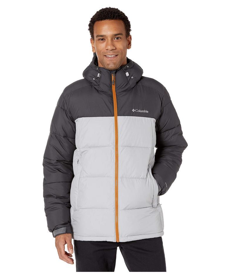 コロンビア メンズ コート アウター Pike Lake¢ Hooded Jacket Columbia Grey/S