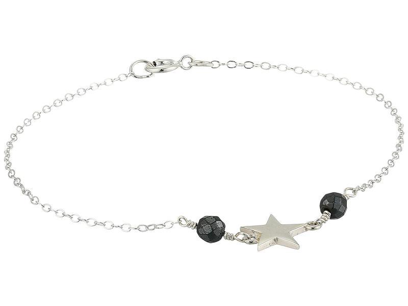 ディーバークレイ レディース ブレスレット・バングル・アンクレット アクセサリー Shining Star Sterling Silver Link Bracelet Silver