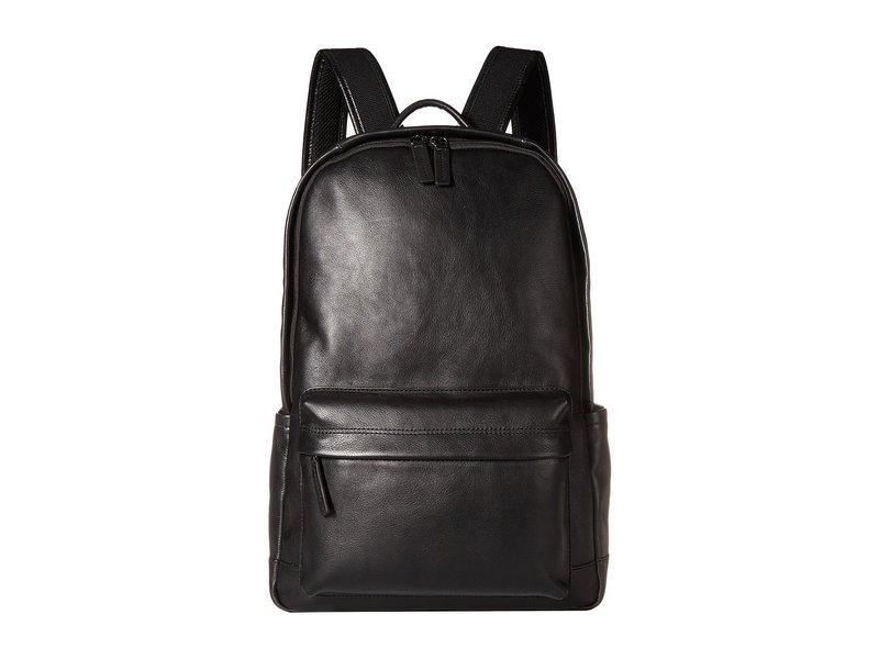 フォッシル メンズ バックパック・リュックサック バッグ Buckner Backpack Black 1