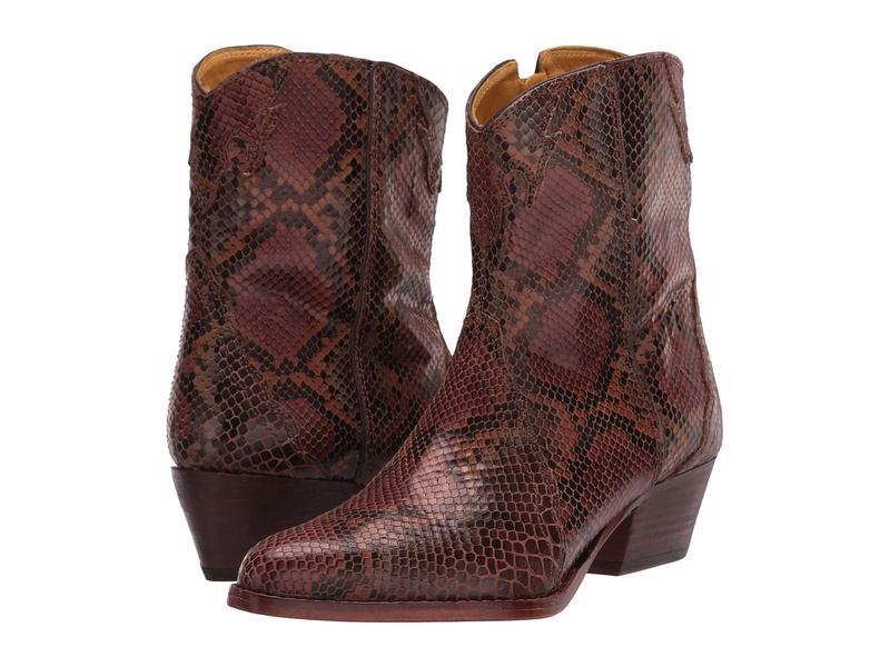 フリーピープル レディース ブーツ・レインブーツ シューズ New Frontier Western Boot Brown Combo