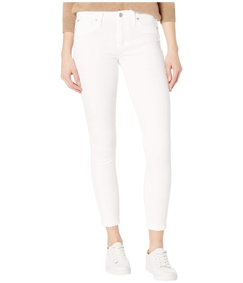 ジョーズジーンズ レディース デニムパンツ ボトムス Icon Ankle Jeans in White White