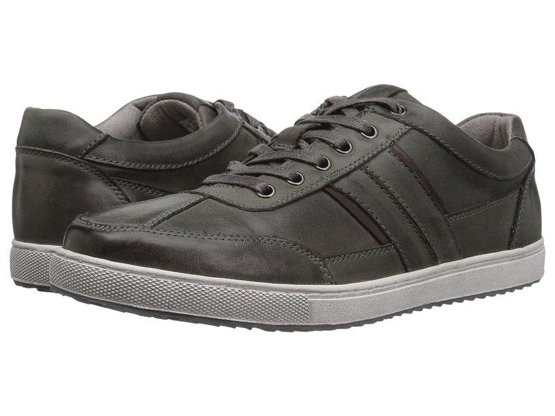 ケネスコール メンズ スニーカー シューズ Sprinter Sneaker Grey Leather