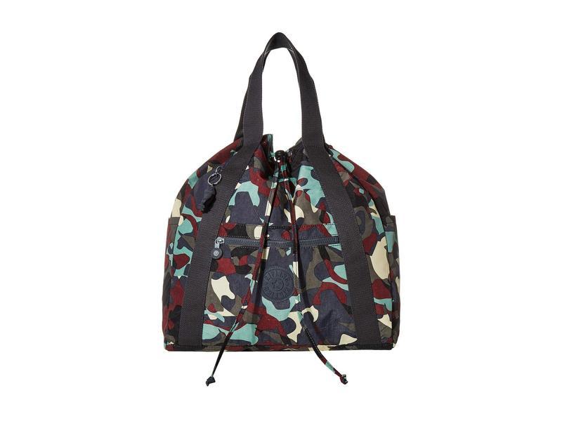 キプリング レディース バックパック・リュックサック バッグ Art Medium Tote Backpack Camo