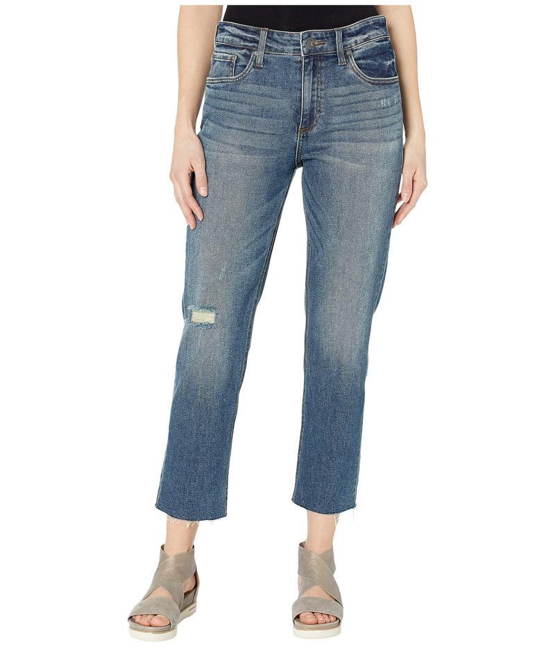 カットフロムザクロス レディース デニムパンツ ボトムス Rachael Mom Jeans in Bountiful Bountiful