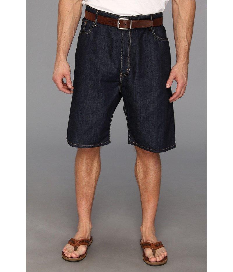 リーバイス メンズ ハーフパンツ・ショーツ ボトムス Big & Tall 569¢ Loose Straight 5-Pocket Shorts Homespun Rinse