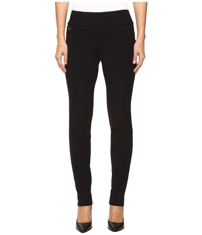 リゼッタ レディース カジュアルパンツ ボトムス Kathryne Fabric Slim Pants Black