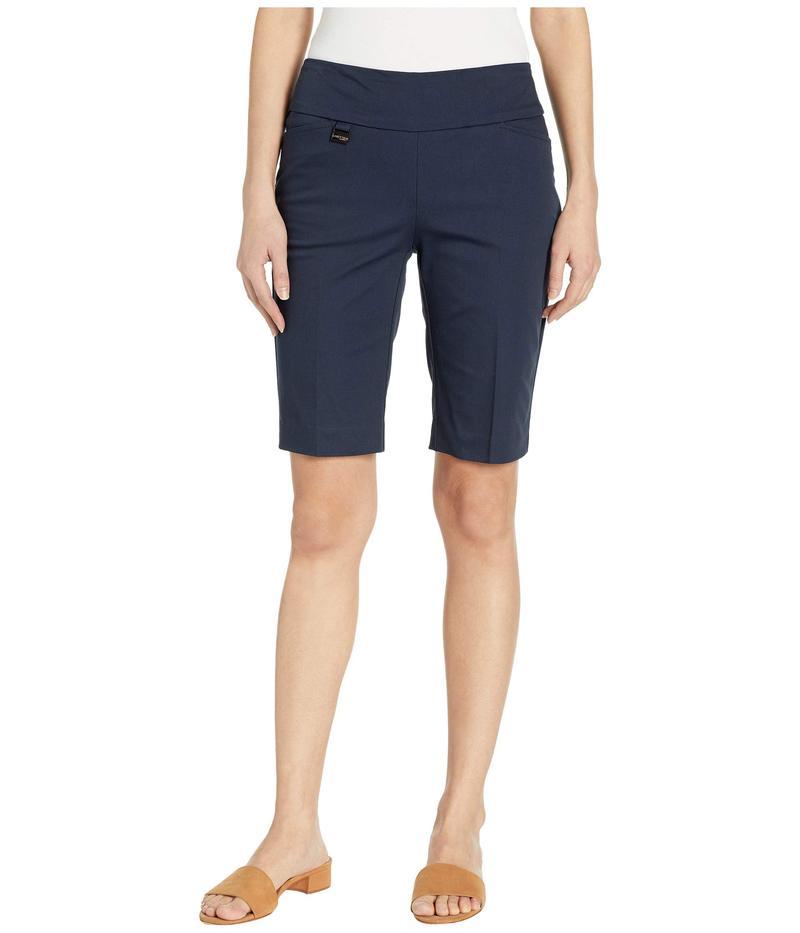 リゼッタ レディース ハーフパンツ・ショーツ ボトムス Jupiter Cotton Stretch Bermuda Shorts Marine Blue