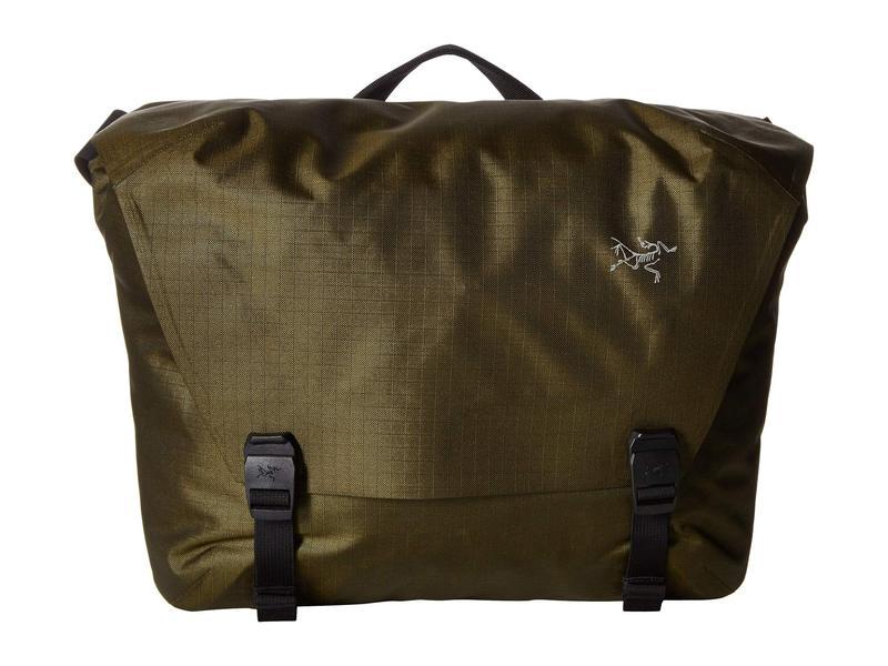 アークテリクス メンズ ショルダーバッグ バッグ Granville 10 Courier Bag Bushwhack