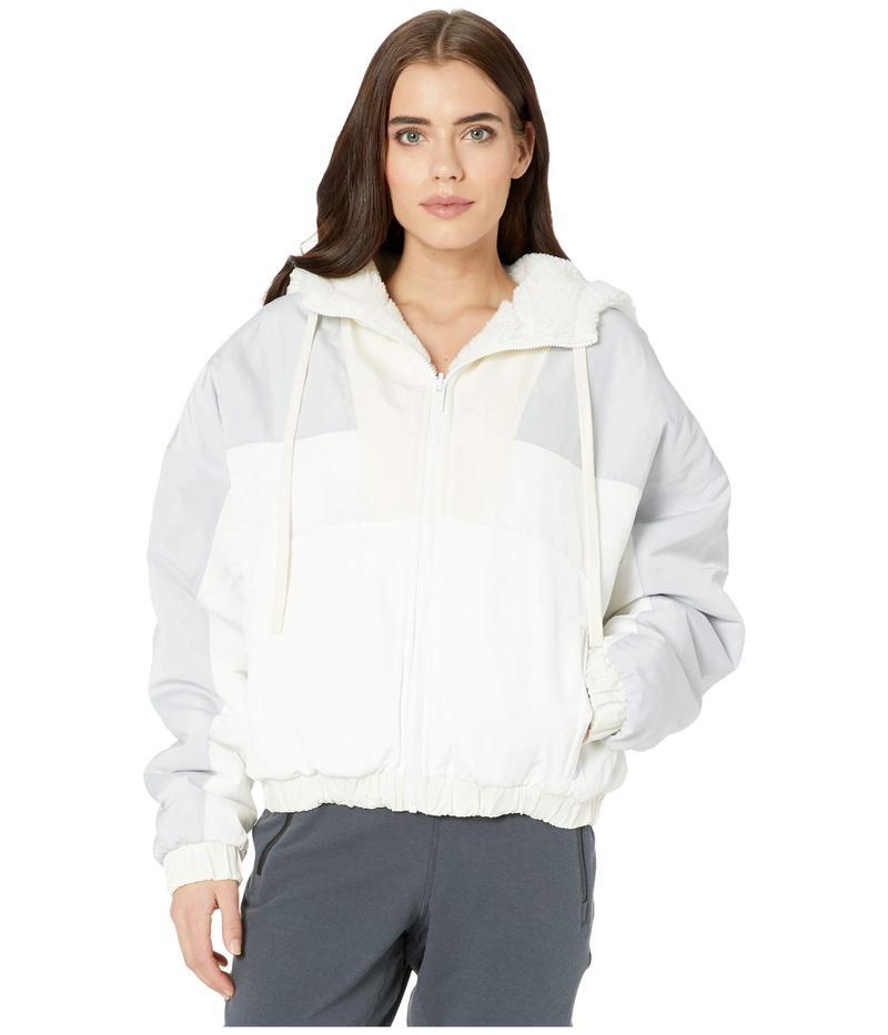 アロー レディース コート アウター Duality Sherpa Jacket Pristine/White/