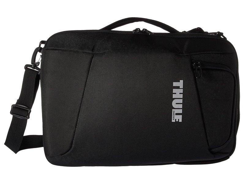 スリー メンズ PC・モバイルギア アクセサリー Accent Convertible Laptop Bag 15.6