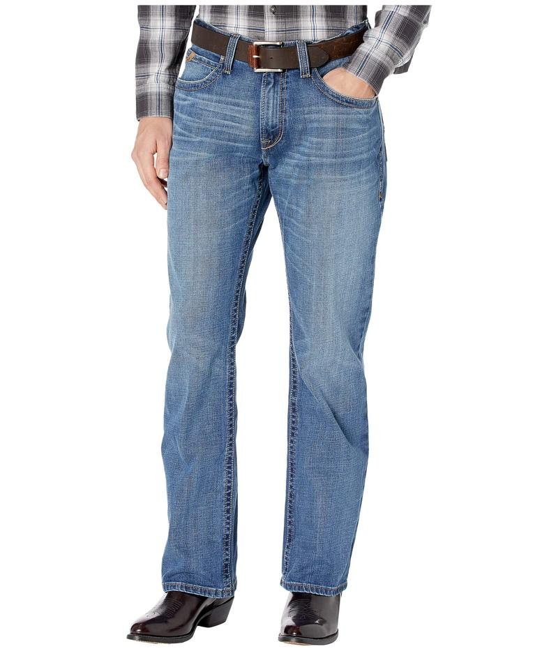 アリアト メンズ デニムパンツ ボトムス M4 Low Rise Bootcut Jeans in Ledge Ledge