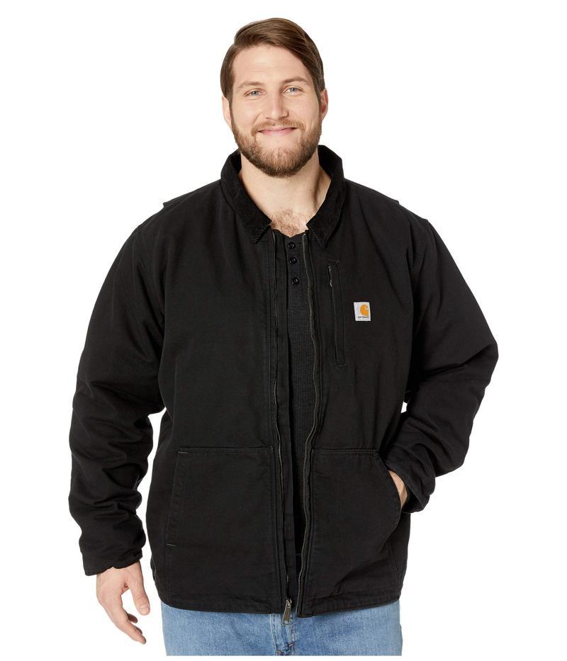 カーハート メンズ コート アウター Big & Tall Full Swing Armstrong Jacket Black