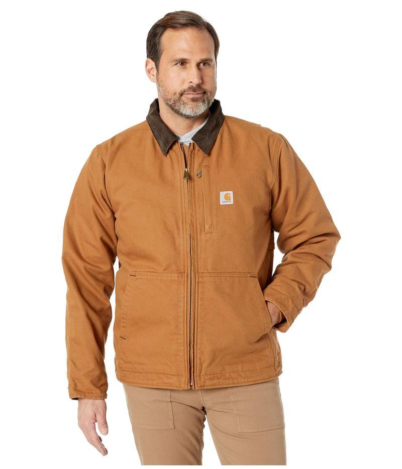 カーハート メンズ コート アウター Full Swing Armstrong Jacket Carhartt Brown