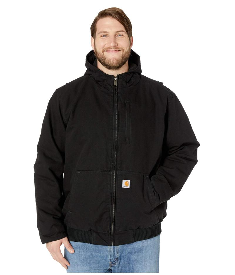 カーハート メンズ コート アウター Big & Tall Full Swing Armstrong Active Jacket Black 1