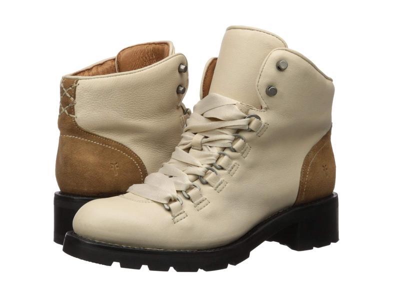 フライ レディース ブーツ・レインブーツ シューズ Alta Hiker Off-White Soft