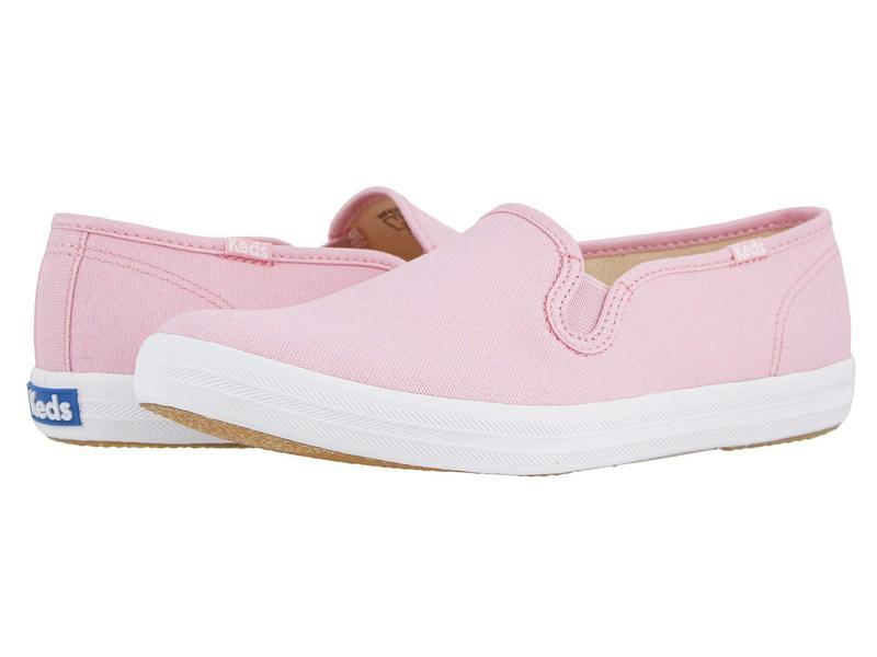 ケッズ レディース スニーカー シューズ Champion Slip-On Seasonal Solids Pink