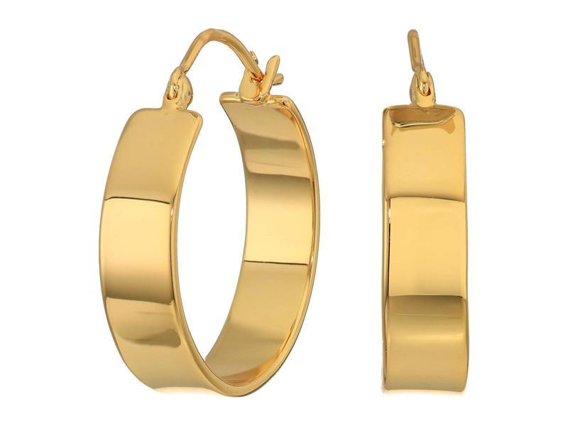 ゴリアナ レディース ピアス・イヤリング アクセサリー Jax Small Hoops Earrings Gold