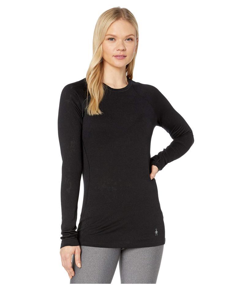 スマートウール レディース シャツ トップス Merino 150 Lace Base Layer Long Sleeve Black