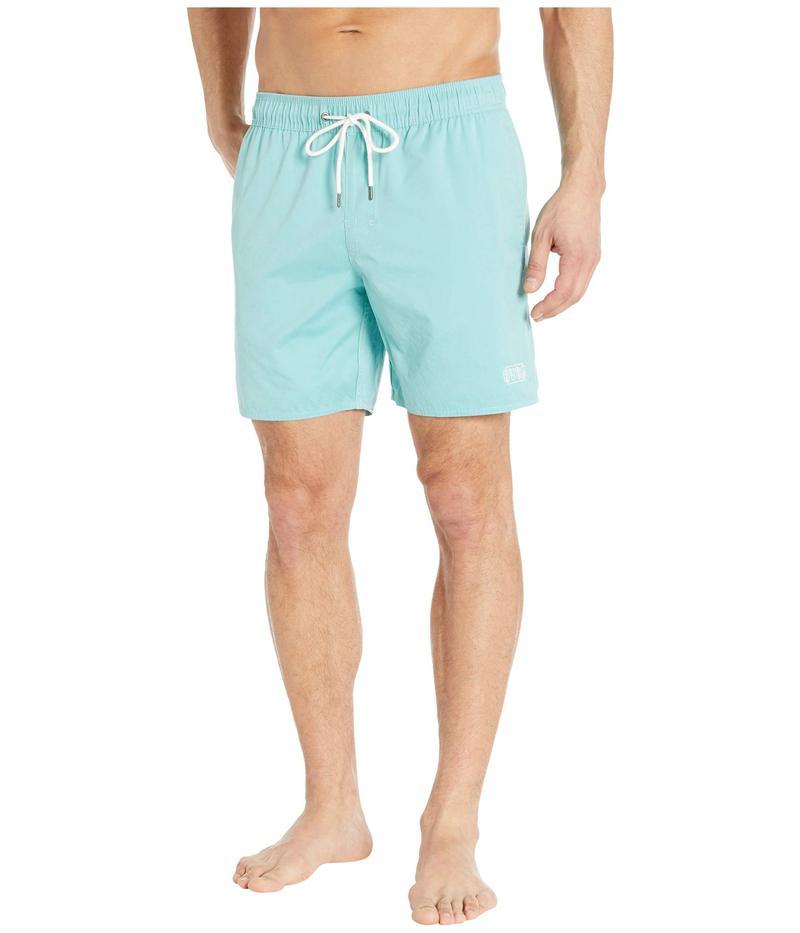 ルーカ メンズ ハーフパンツ・ショーツ 水着 Opposites Elastic Shorts Bermuda Blue