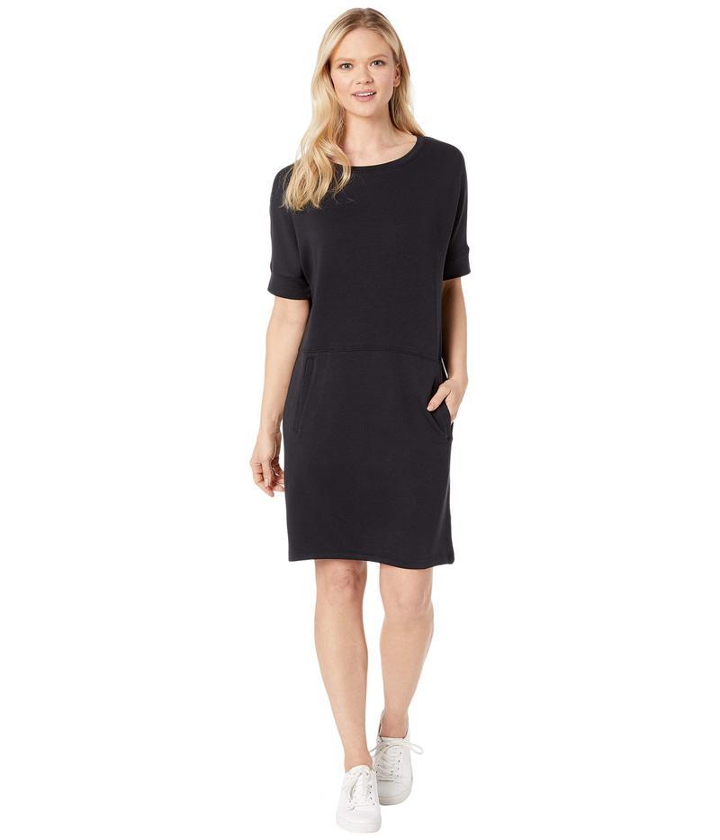 スケッチャーズ レディース ワンピース トップス One and Done Dress 2.0 Black