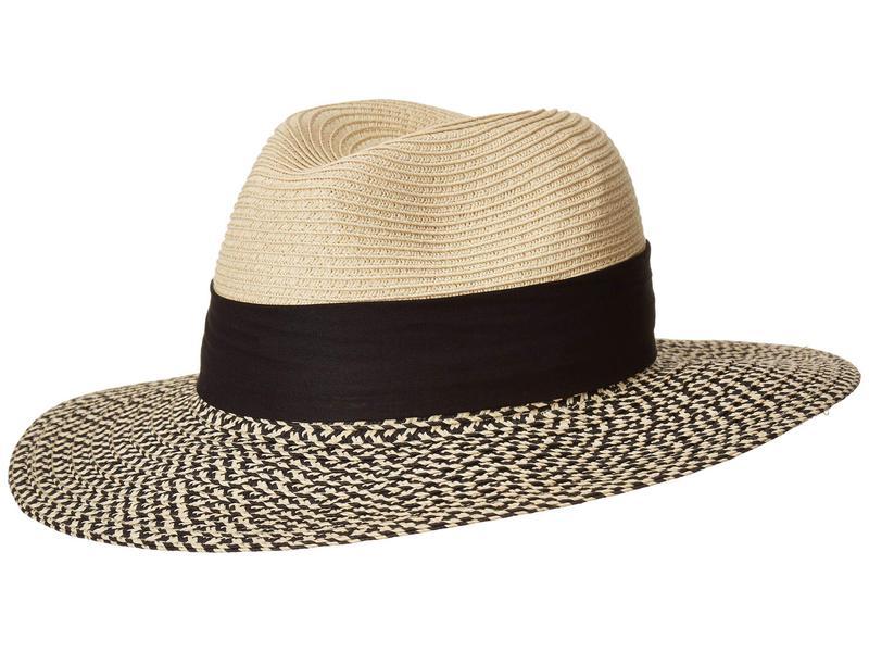 サンディエゴハット レディース 帽子 アクセサリー UBF1118 Natural/Black