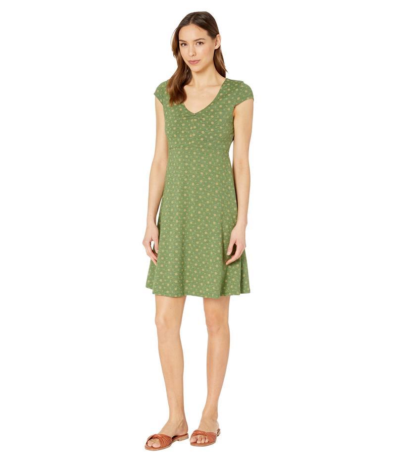 ドード アンドコー レディース ワンピース トップス Rosemarie Dress Bronze Green Ba