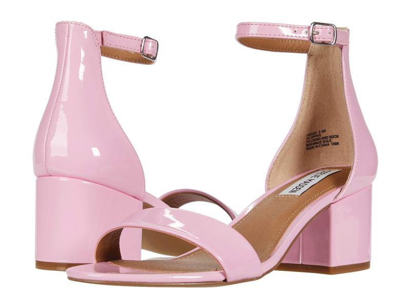 スティーブ マデン レディース ヒール シューズ Irenee Sandal Pink Patent