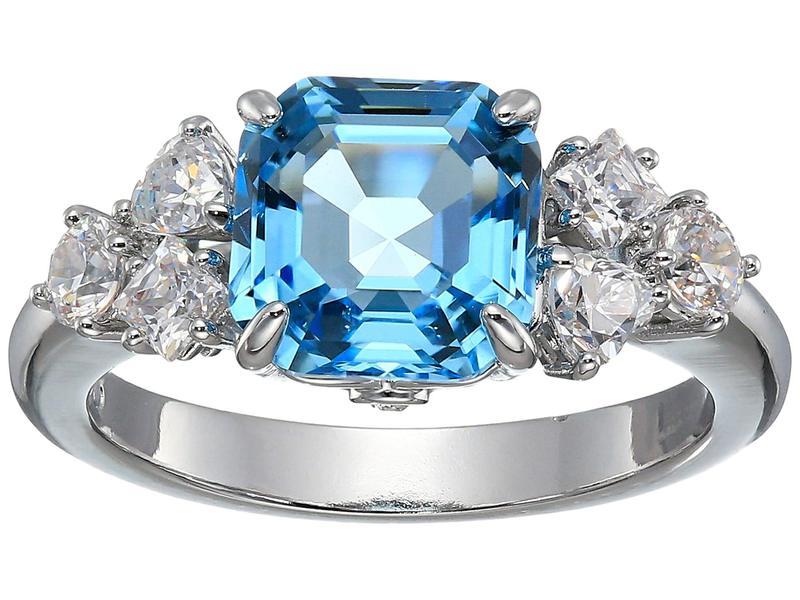 スワロフスキー レディース リング アクセサリー Sparkling Ring Aquamarine
