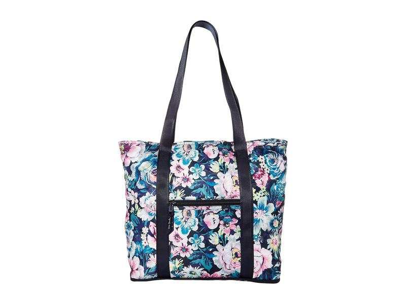 ベラブラッドリー レディース ハンドバッグ バッグ Packable Tote Garden Grove
