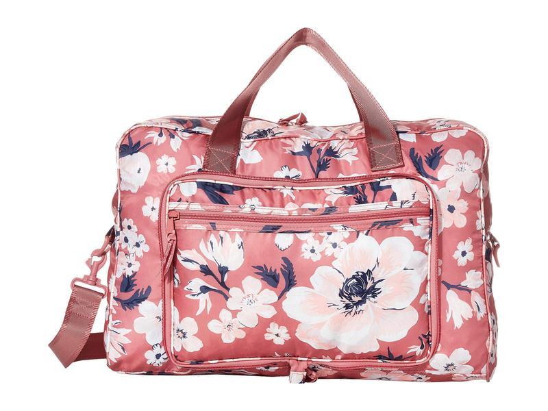 ベラブラッドリー レディース ボストンバッグ バッグ Packable Weekender Strawberry Gran