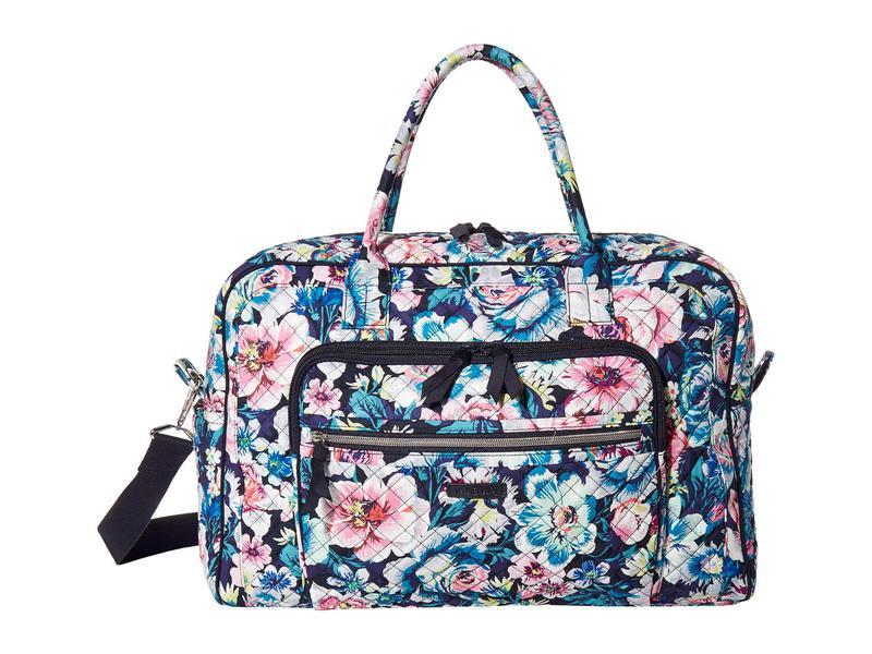 ベラブラッドリー レディース ボストンバッグ バッグ Iconic Weekender Travel Bag Garden Grove