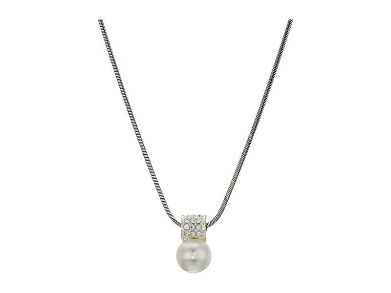 ブライトン レディース ネックレス・チョーカー・ペンダントトップ アクセサリー Meridian Petite Pearl Necklace Pearl