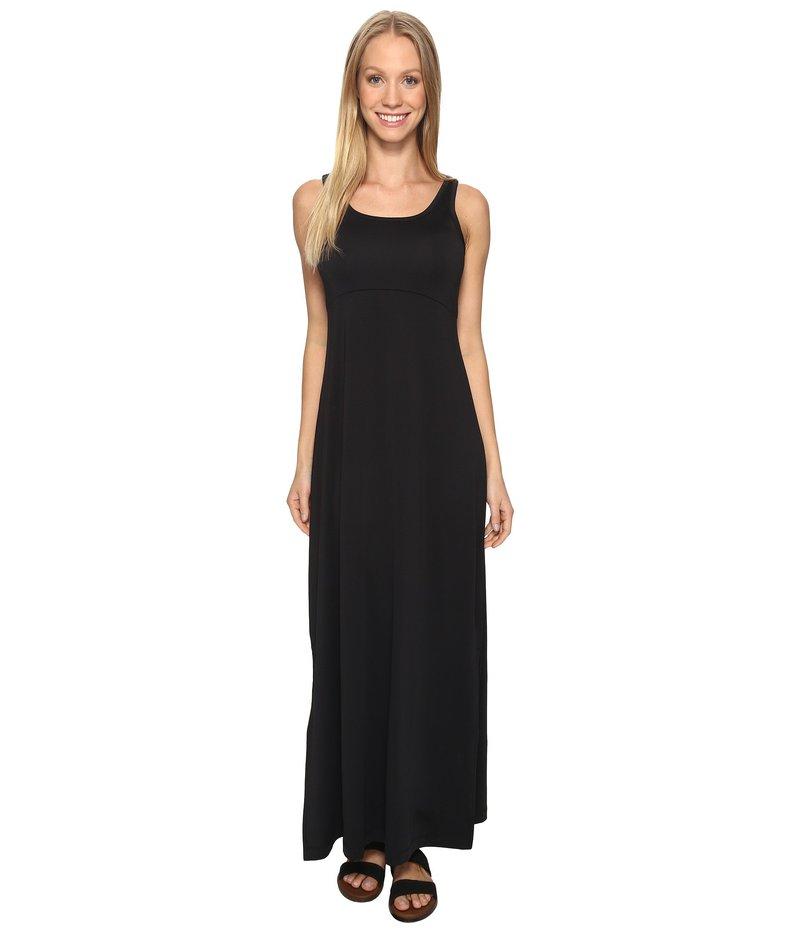 コロンビア レディース ワンピース トップス Freezer¢ Maxi Dress Black