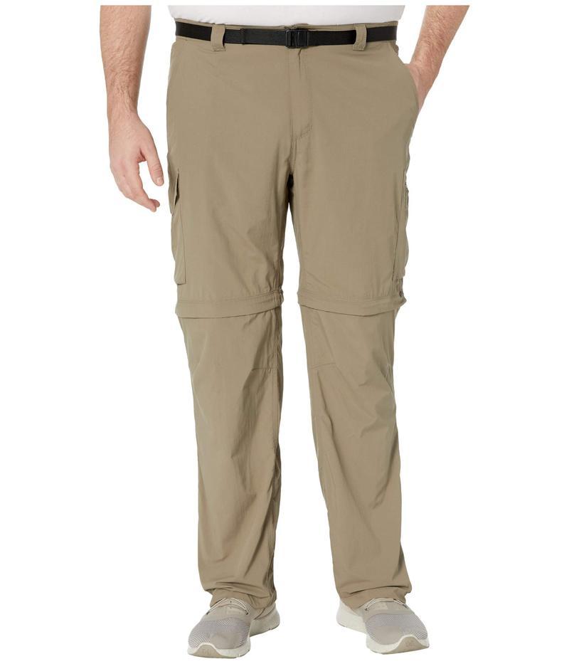 コロンビア メンズ カジュアルパンツ ボトムス Big & Tall Silver Ridge¢ Convertible Pant Sage