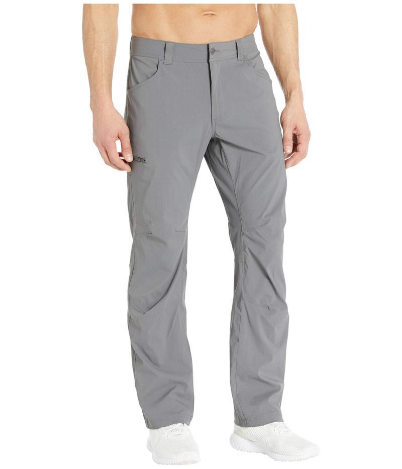 コロンビア メンズ カジュアルパンツ ボトムス Silver Ridge¢ II Stretch Pants City Grey