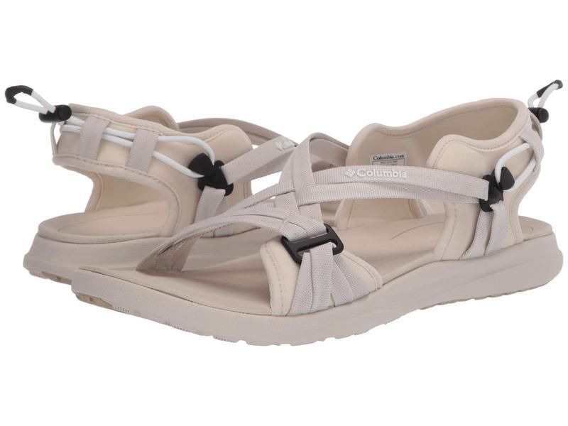 コロンビア レディース サンダル シューズ Columbia¢ Sandal Fawn/White