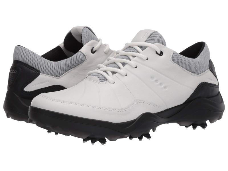 エコー メンズ スニーカー シューズ Golf Strike 2.0 White
