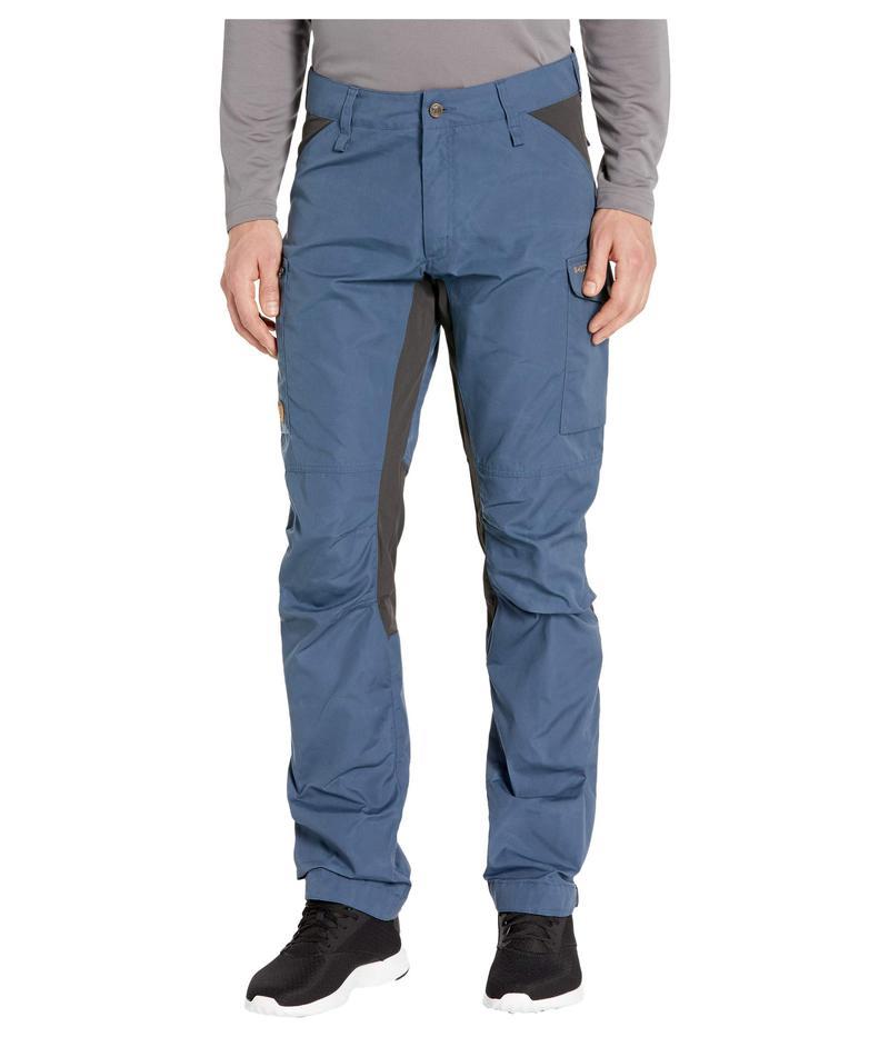 <title>送料無料 サイズ交換無料 フェールラーベン メンズ ボトムス カジュアルパンツ Uncle Blue 品質検査済 Dark Kaipak Trousers</title>