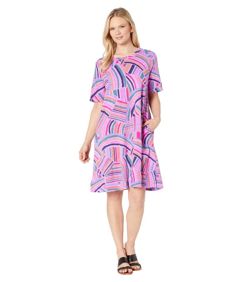 フレッシュプロデュース レディース ワンピース トップス Sundrenched Lorna Dress Cosmos