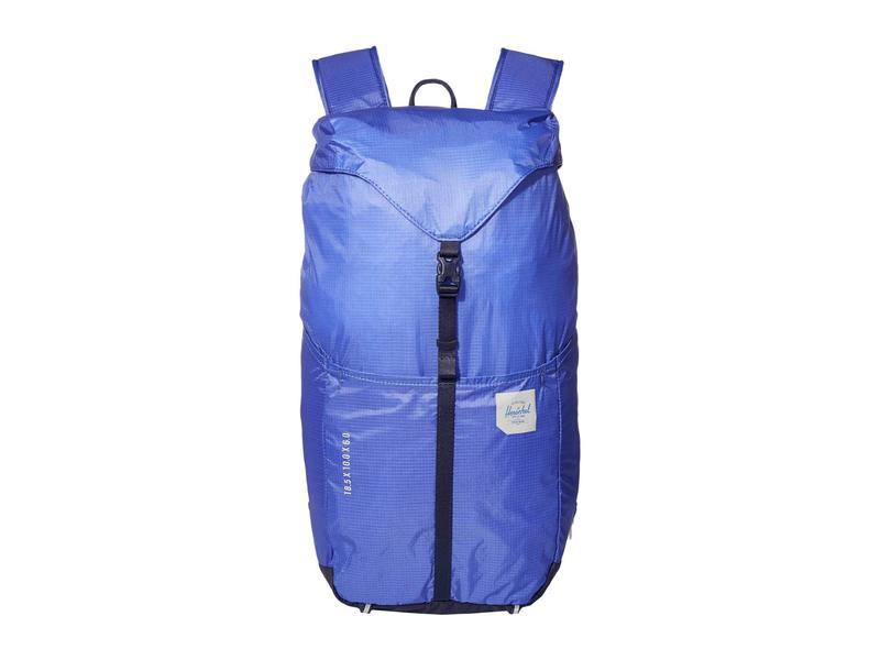 ハーシェルサプライ メンズ バックパック・リュックサック バッグ Ultralight Daypack Amparo Blue/Pea
