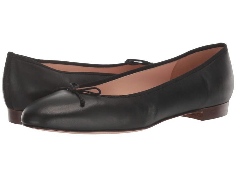 ジェイクルー レディース サンダル シューズ Leather Uptown Classic Ballet Black