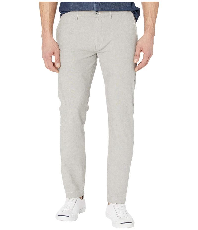 ジェイクルー メンズ カジュアルパンツ ボトムス Stretch Chambray Chino Pants Olive Grey
