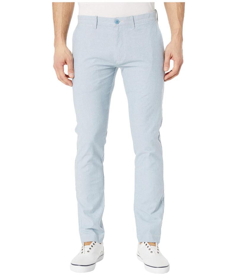 ジェイクルー メンズ カジュアルパンツ ボトムス Stretch Chambray Chino Pants Seashore Blue