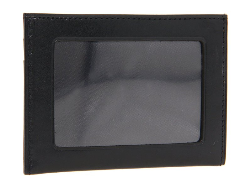 ボスカ メンズ 財布 アクセサリー Old Leather Collection - Weekend Wallet Black Leather
